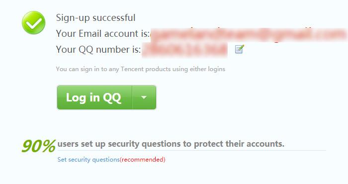 Hướng dẫn đăng kí tài khoản QQ - 02