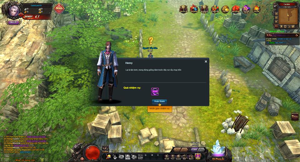 GameLandVN tặng 200 giftcode Chúa Nhẫn Ngoại Truyện