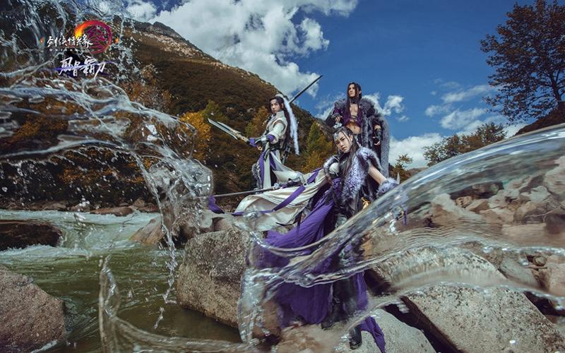 VLTK 3: Ngắm cosplay Bá Đao cực chất của Kingsoft - Ảnh 02