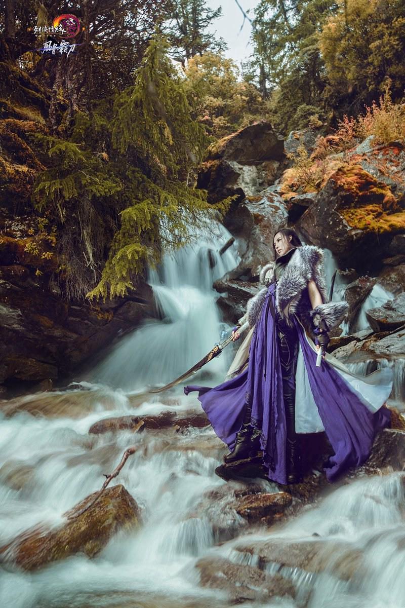 VLTK 3: Ngắm cosplay Bá Đao cực chất của Kingsoft - Ảnh 03