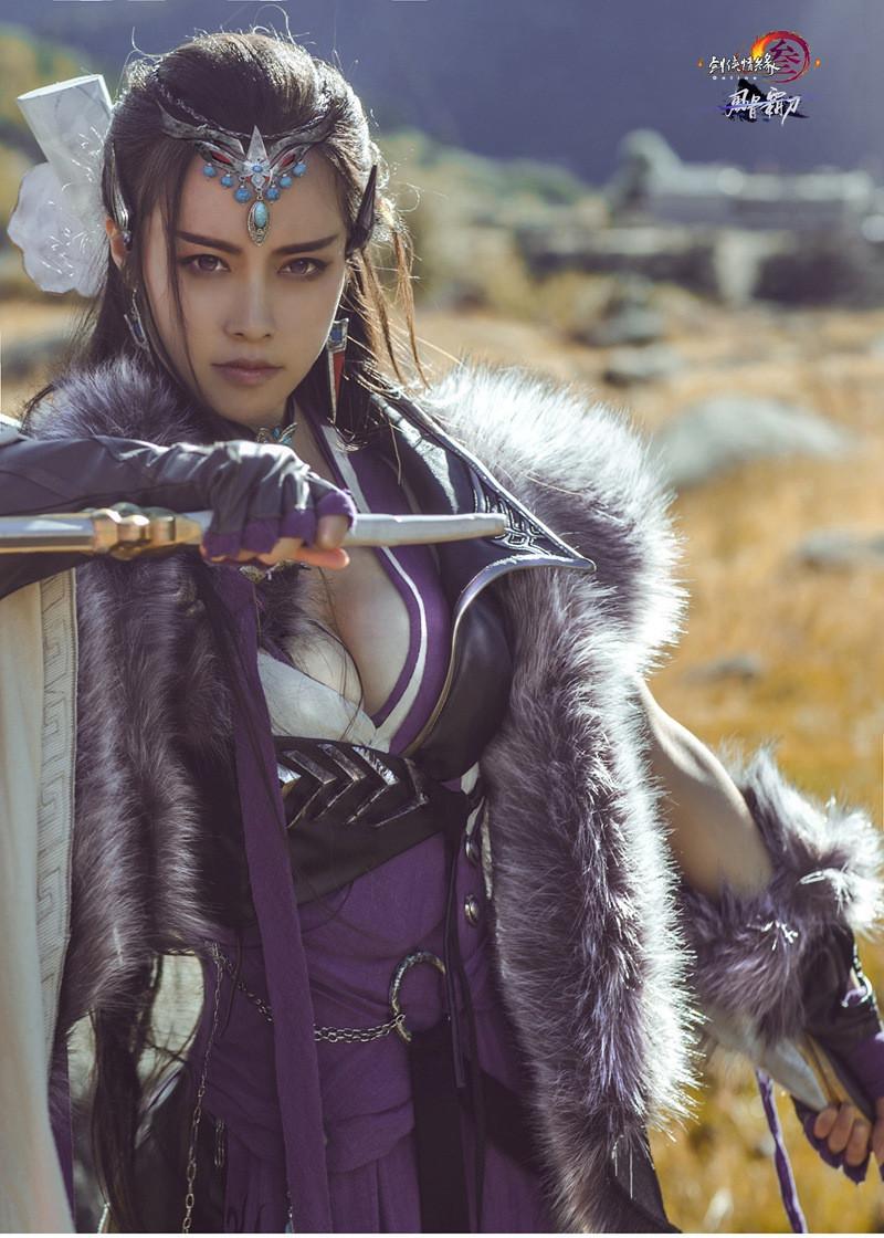 VLTK 3: Ngắm cosplay Bá Đao cực chất của Kingsoft - Ảnh 08