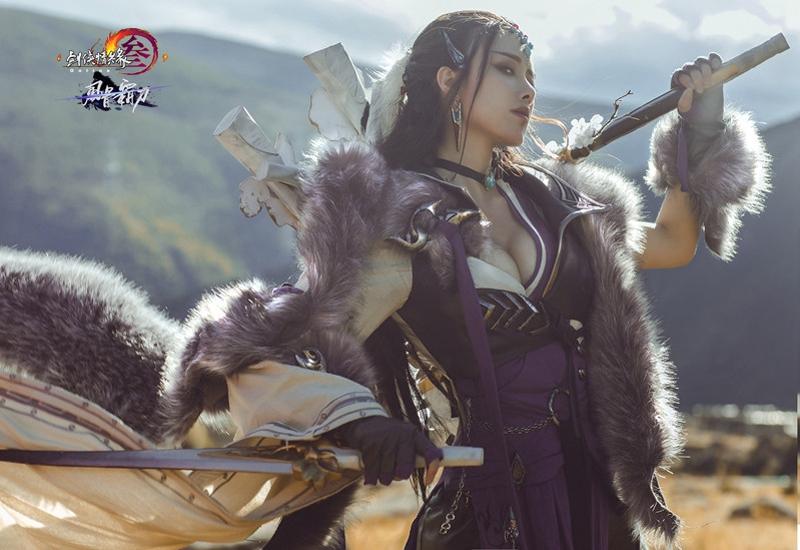 VLTK 3: Ngắm cosplay Bá Đao cực chất của Kingsoft - Ảnh 09