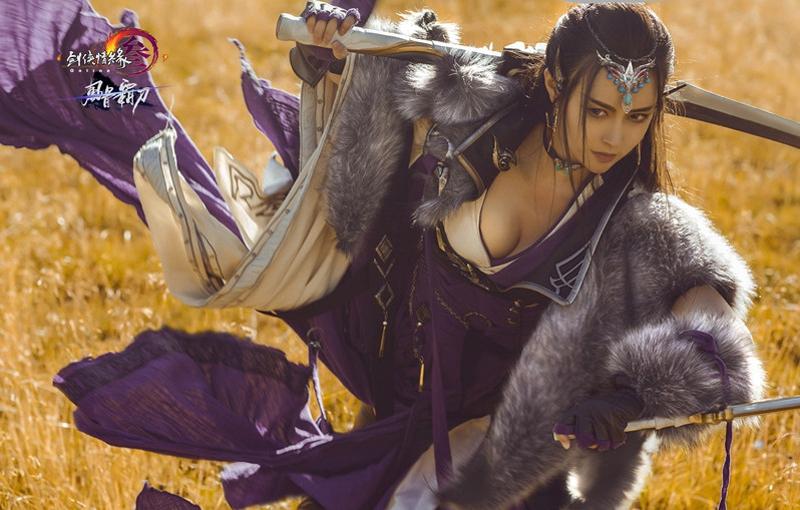 VLTK 3: Ngắm cosplay Bá Đao cực chất của Kingsoft - Ảnh 10