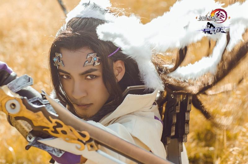 VLTK 3: Ngắm cosplay Bá Đao cực chất của Kingsoft - Ảnh 11