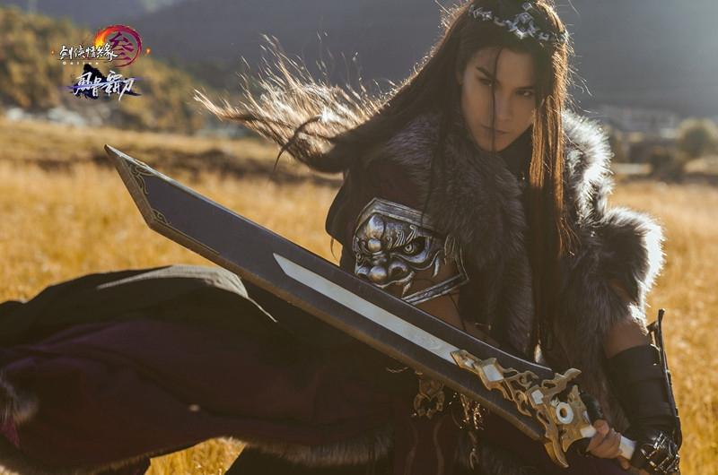 VLTK 3: Ngắm cosplay Bá Đao cực chất của Kingsoft - Ảnh 13