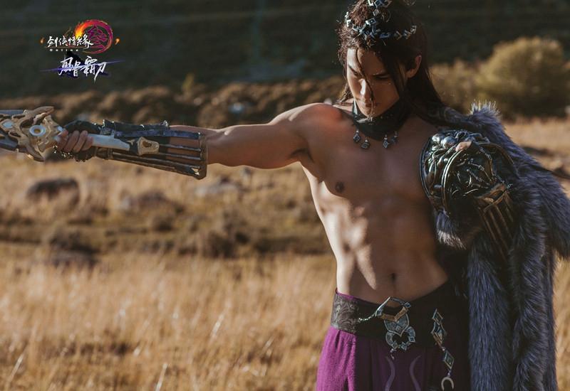 VLTK 3: Ngắm cosplay Bá Đao cực chất của Kingsoft - Ảnh 14