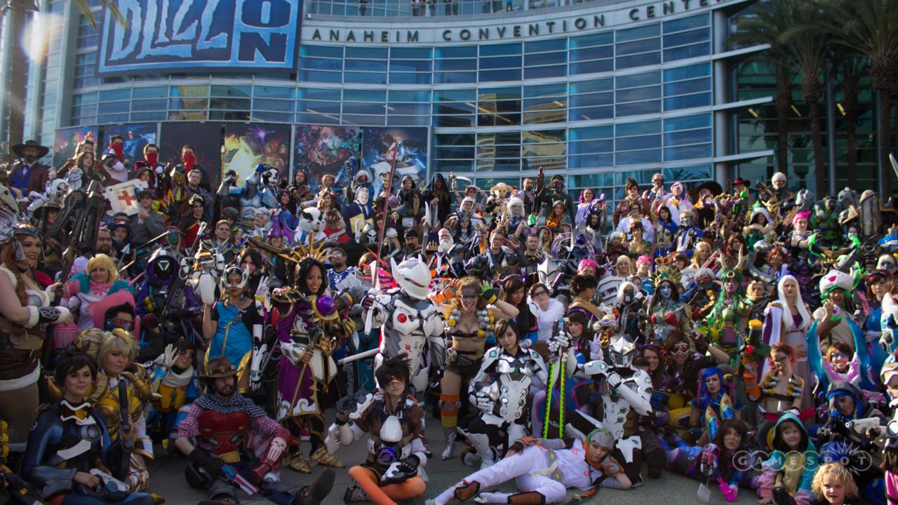 Tuyển tập cosplay tuyệt đẹp tại sự kiện BlizzCon 2016 - Ảnh 03