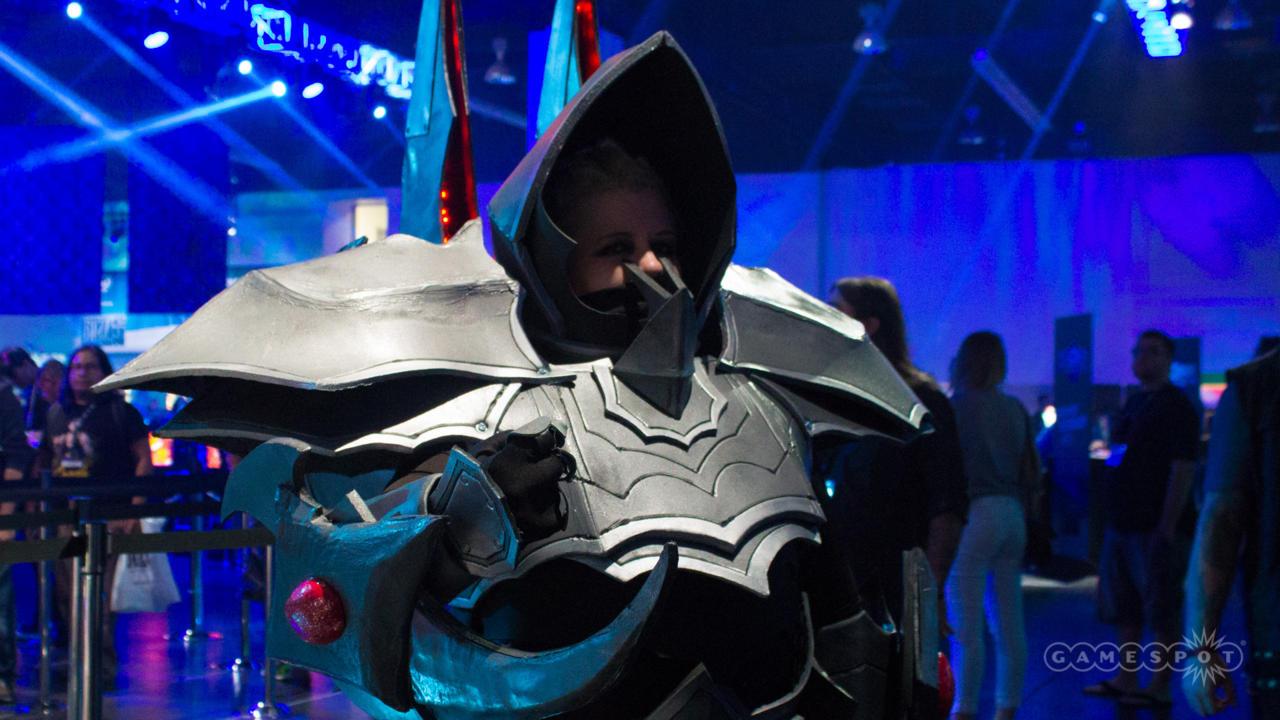 Tuyển tập cosplay tuyệt đẹp tại sự kiện BlizzCon 2016 - Ảnh 06