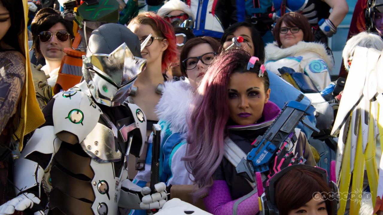 Tuyển tập cosplay tuyệt đẹp tại sự kiện BlizzCon 2016 - Ảnh 09