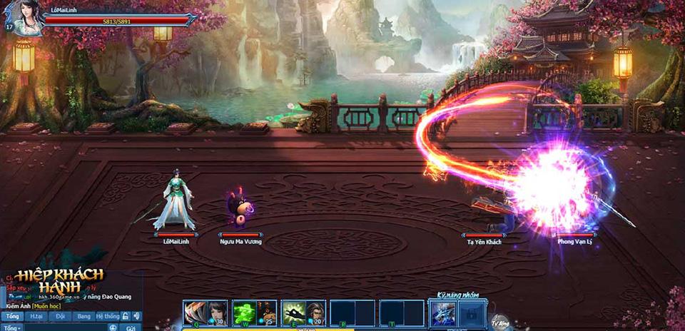 Webgame Hiệp Khách Hành - Ảnh 05