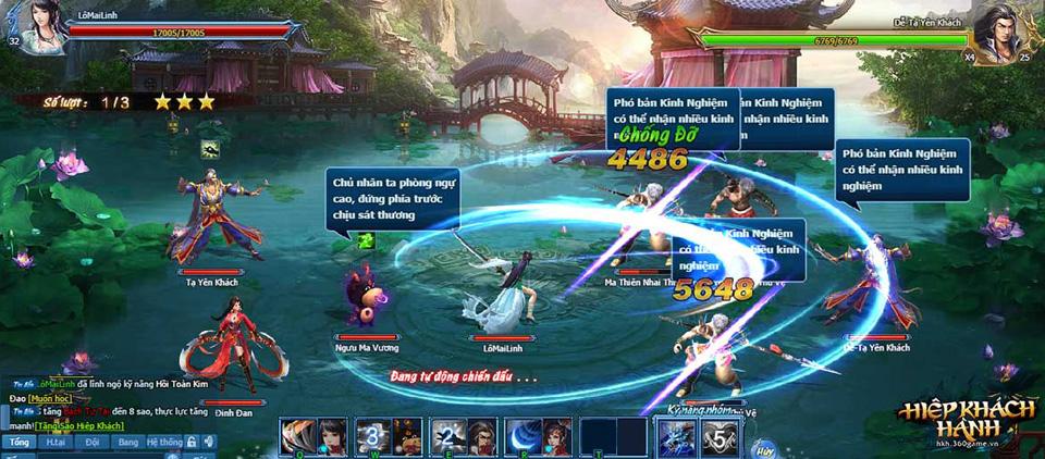 Webgame Hiệp Khách Hành - Ảnh 06
