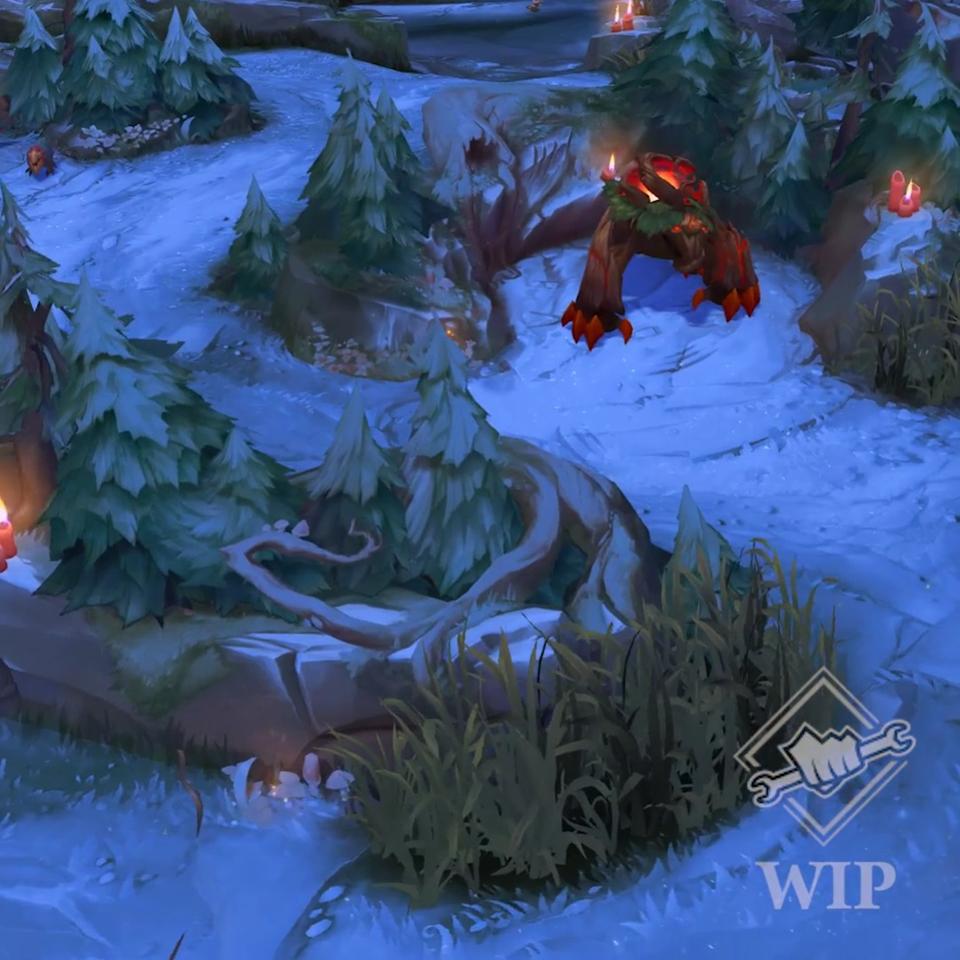 Winter Summoner's Rift - Screenshot 03