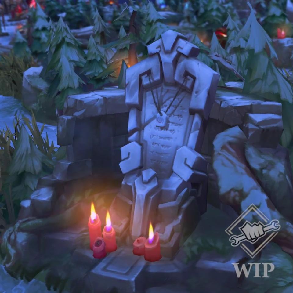Winter Summoner's Rift - Screenshot 04