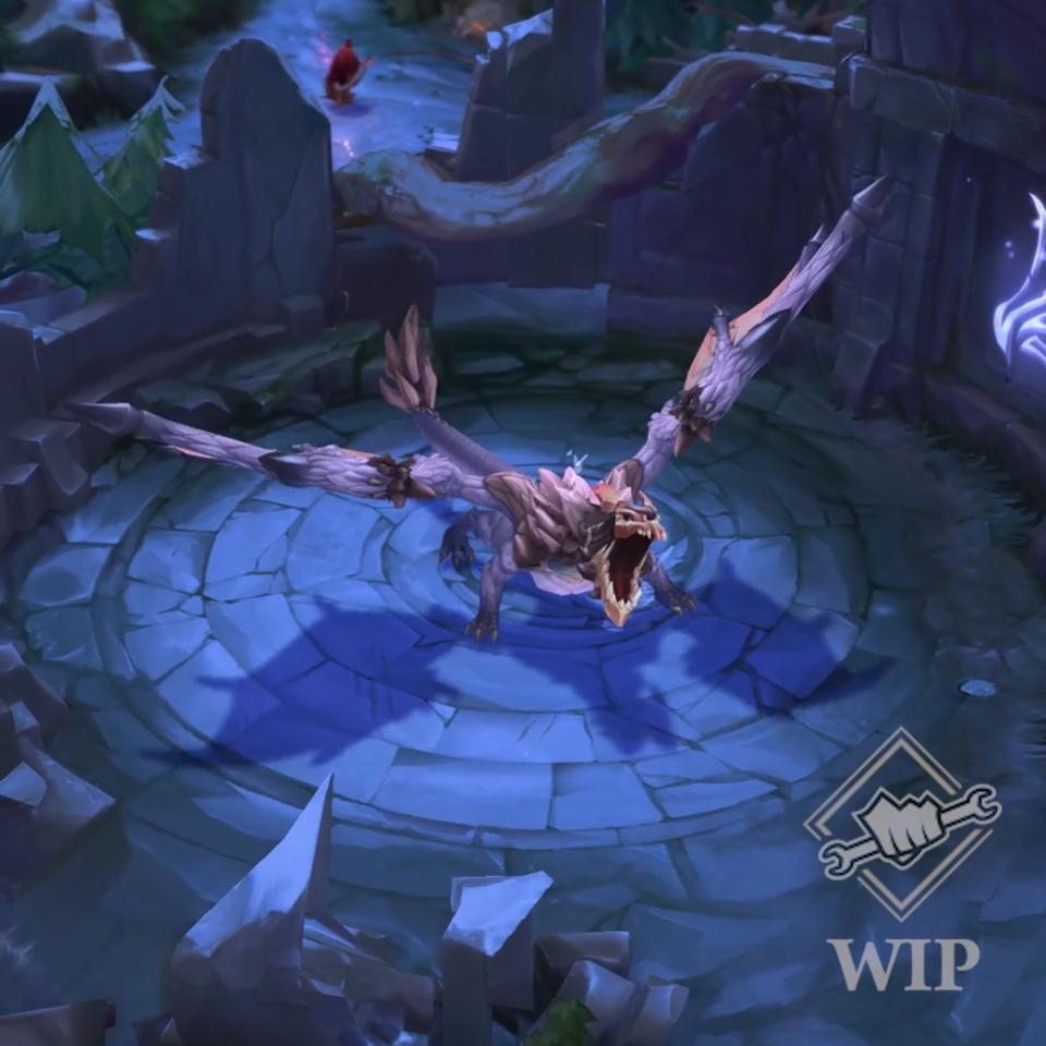 Winter Summoner's Rift - Screenshot 05