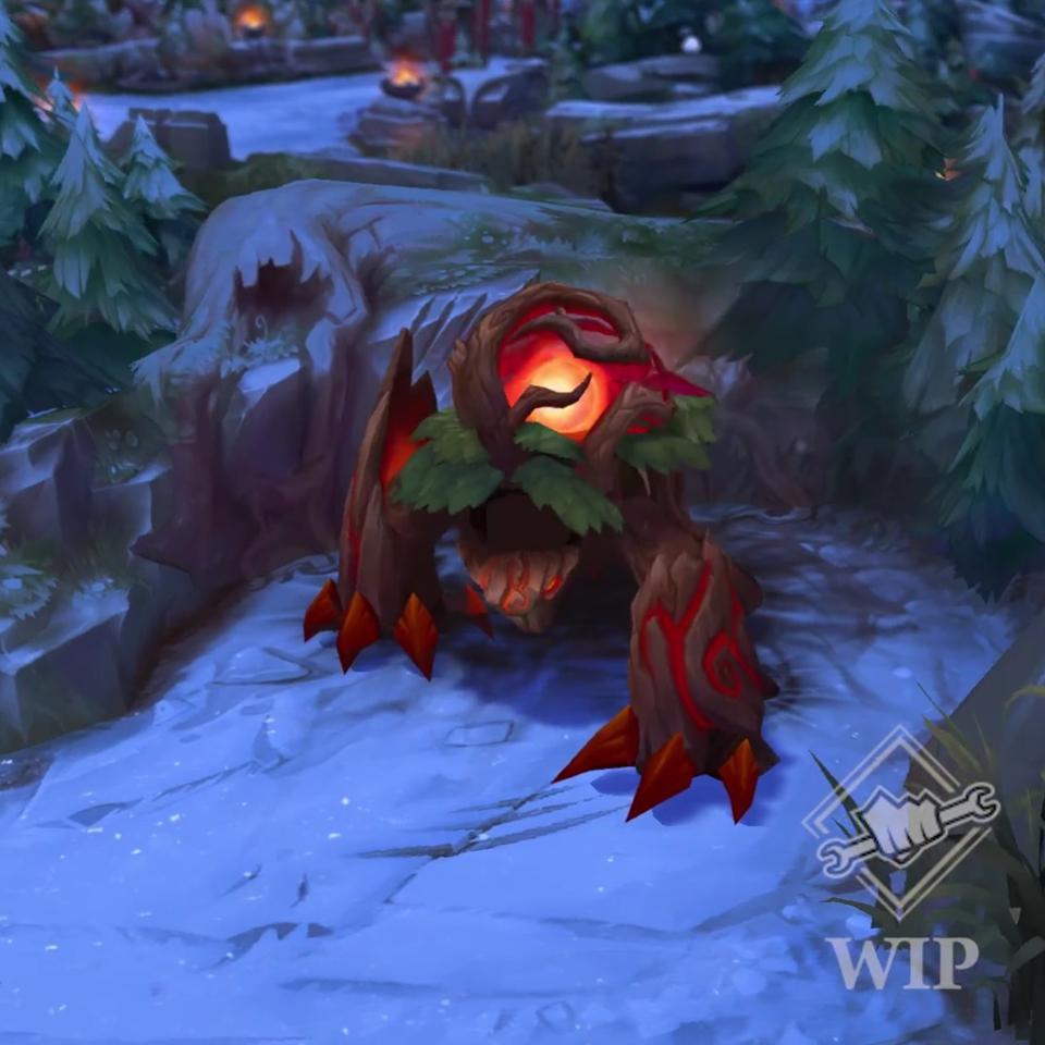 Winter Summoner's Rift - Screenshot 06
