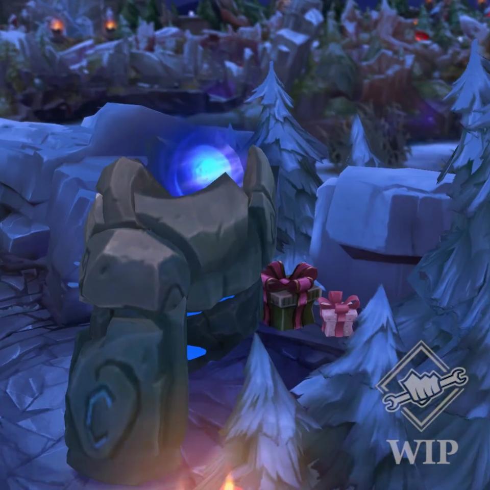 Winter Summoner's Rift - Screenshot 07