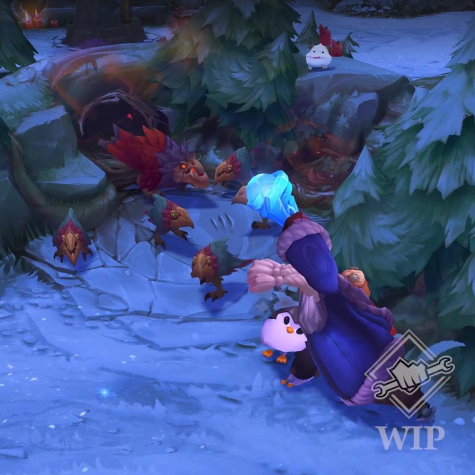 Winter Summoner's Rift - Screenshot 09