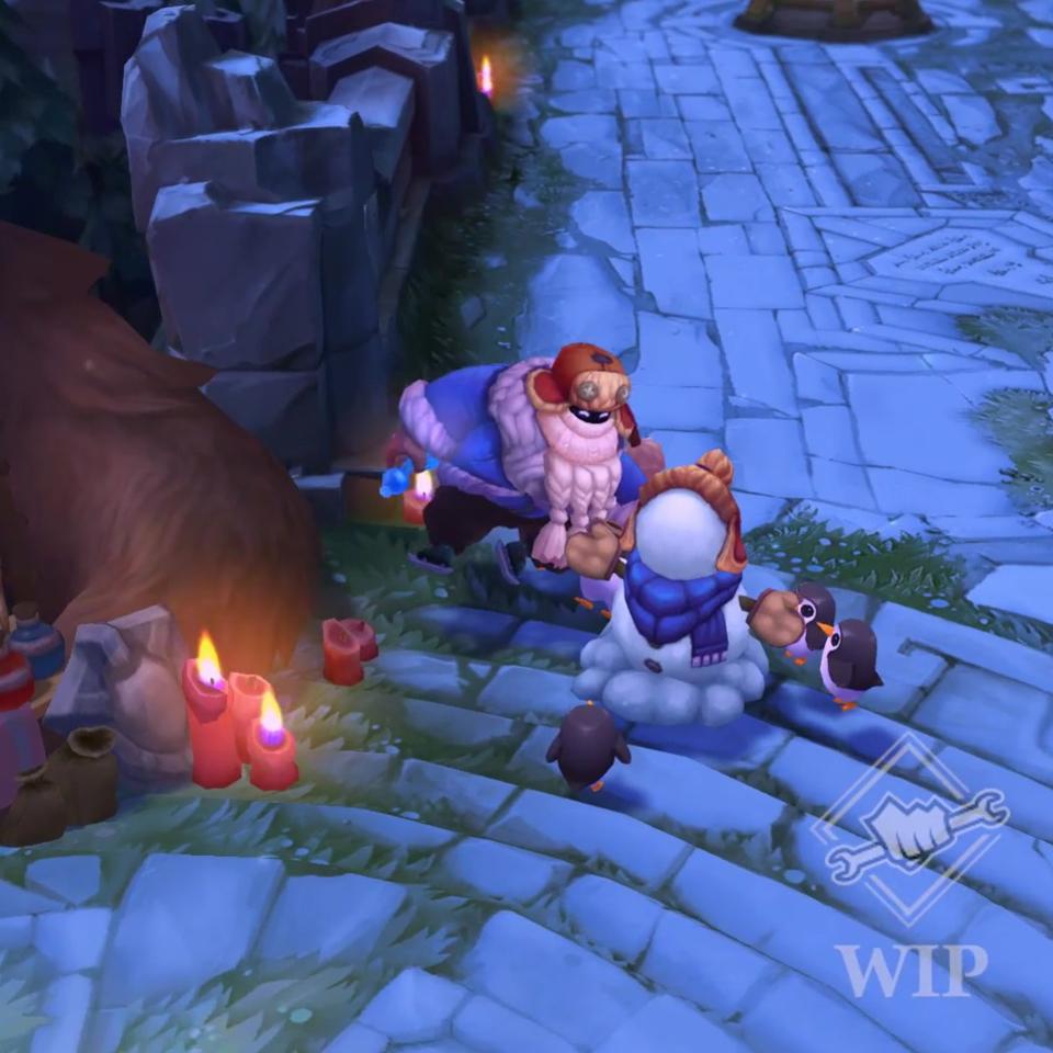 Winter Summoner's Rift - Screenshot 11