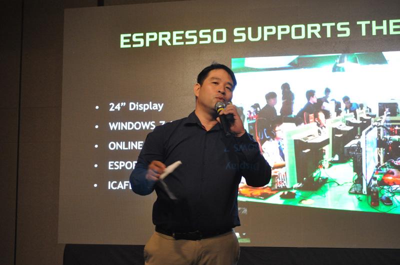 Giới thiệu và trình diễn driver tiết kiệm điện Nvidia Espresso