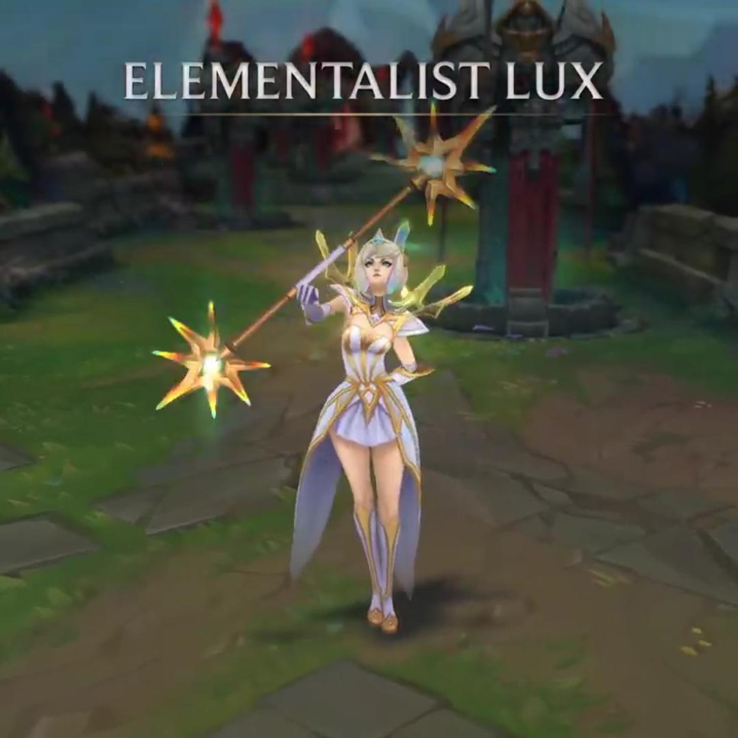 Lux Tối Thượng - Elementalist Lux - Ảnh 01