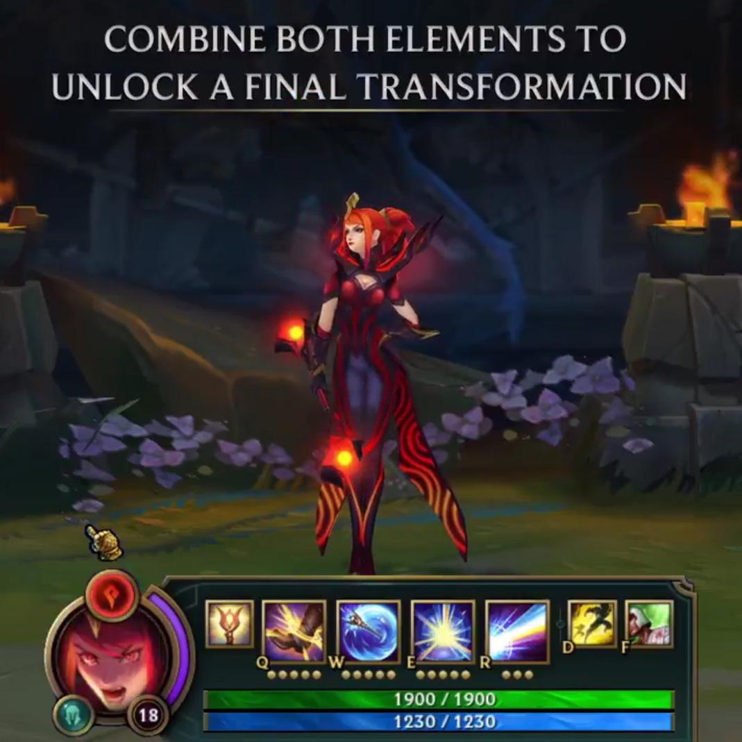 Lux Tối Thượng - Elementalist Lux - Ảnh 15