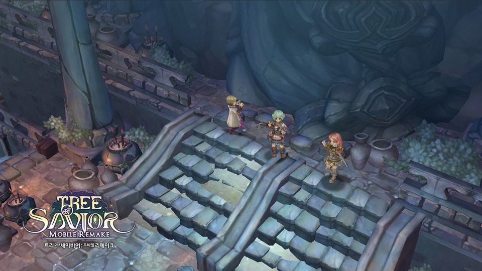 Tree of Savior Mobile Remake