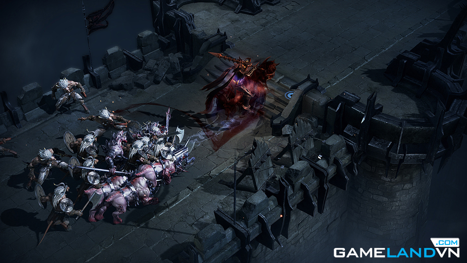 Lineage Eternal: Twilight Resistance - Screenshot 28