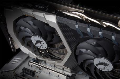 MSI công bố card đồ họa mới GTX 1070 Quick Silver 8G 5