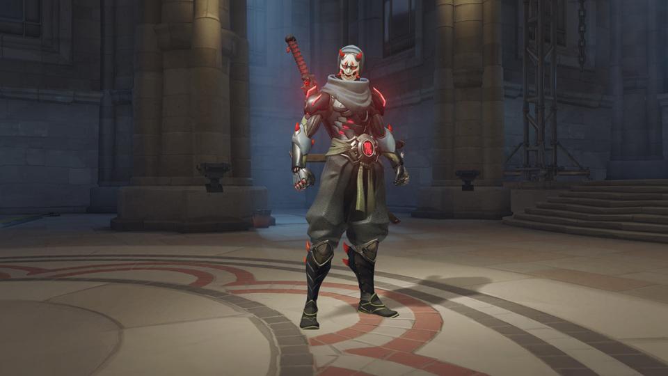 Trang phục Oni Genji.