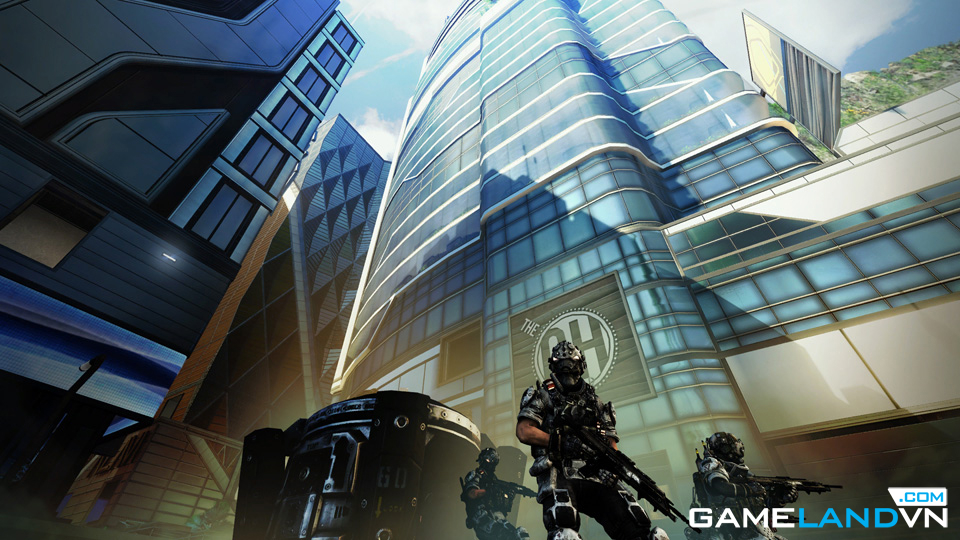 Các bản đồ trong Titanfall Online - Ảnh 02