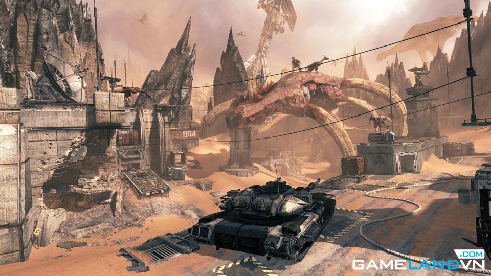 Các bản đồ trong Titanfall Online - Ảnh 03