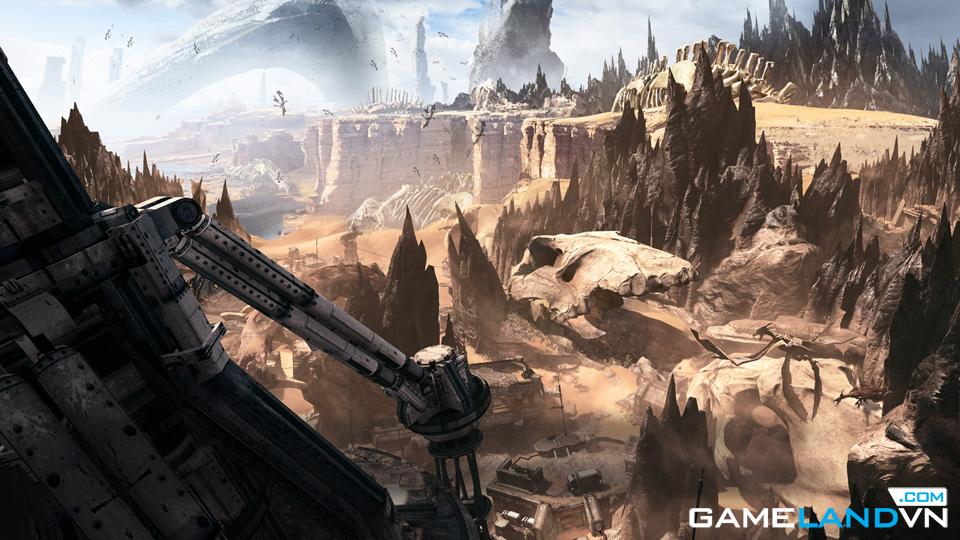 Các bản đồ trong Titanfall Online - Ảnh 13