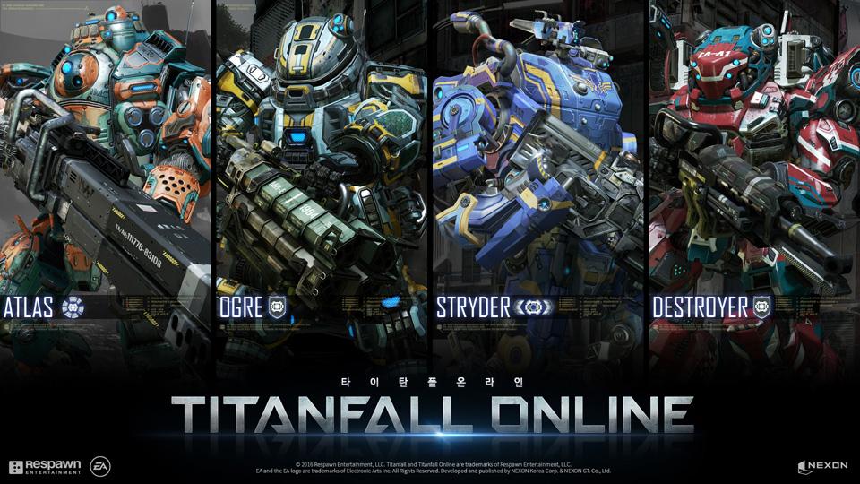 Titanfall Online mở cửa thử nghiệm từ 15/12