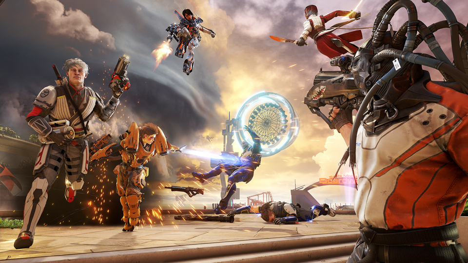 LawBreakers - Screenshot 01