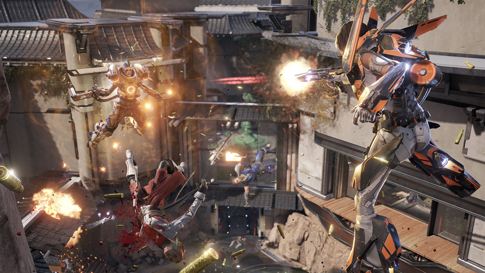 LawBreakers - Screenshot 07