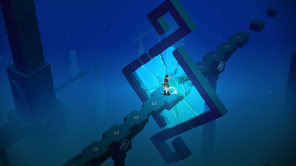 Lara Croft GO Screenshot 02