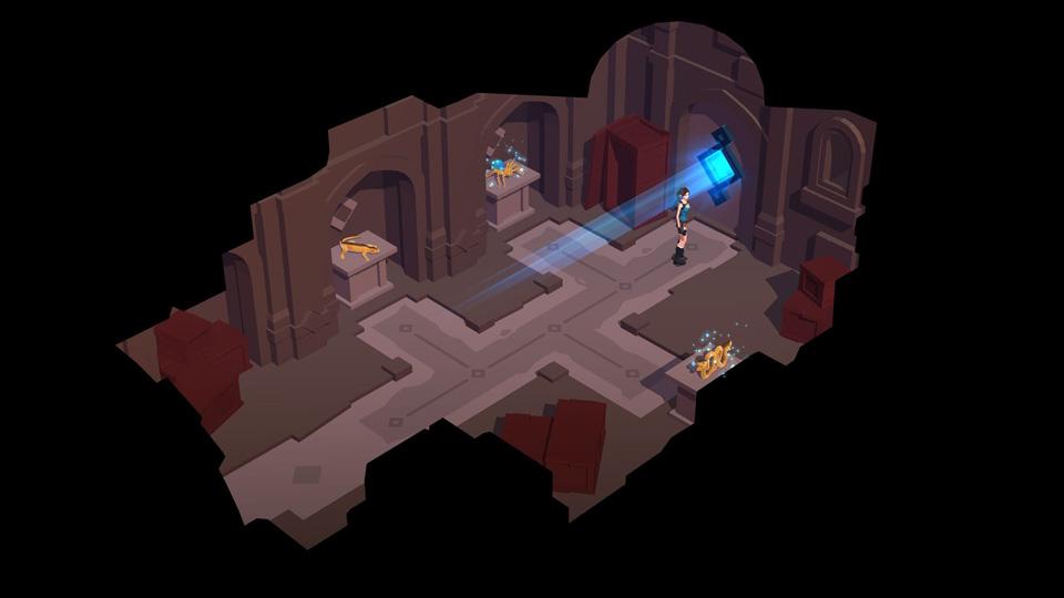 Lara Croft GO Screenshot 04