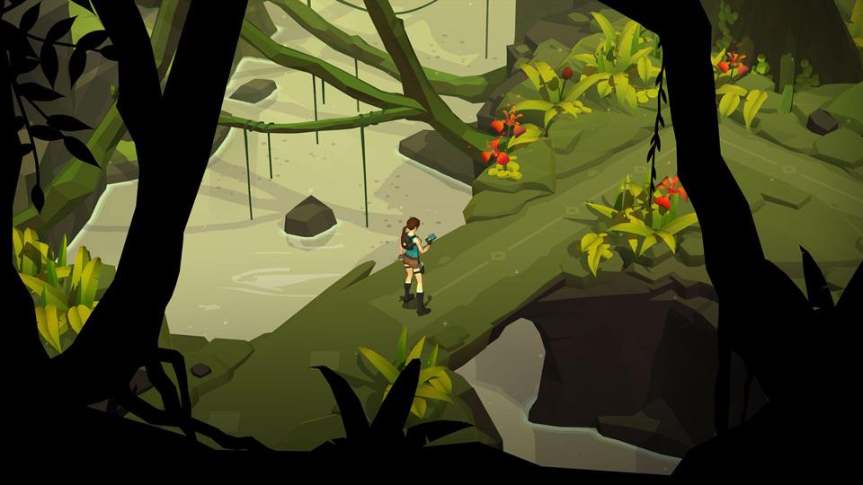 Lara Croft GO Screenshot 06