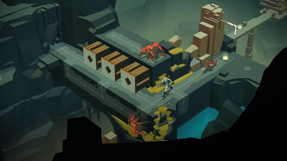 Lara Croft GO Screenshot 08