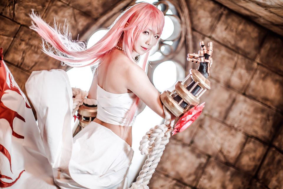 Ngắm cosplay Sura Ragnarok Online tuyệt đẹp của Pion CSL - Ảnh 02