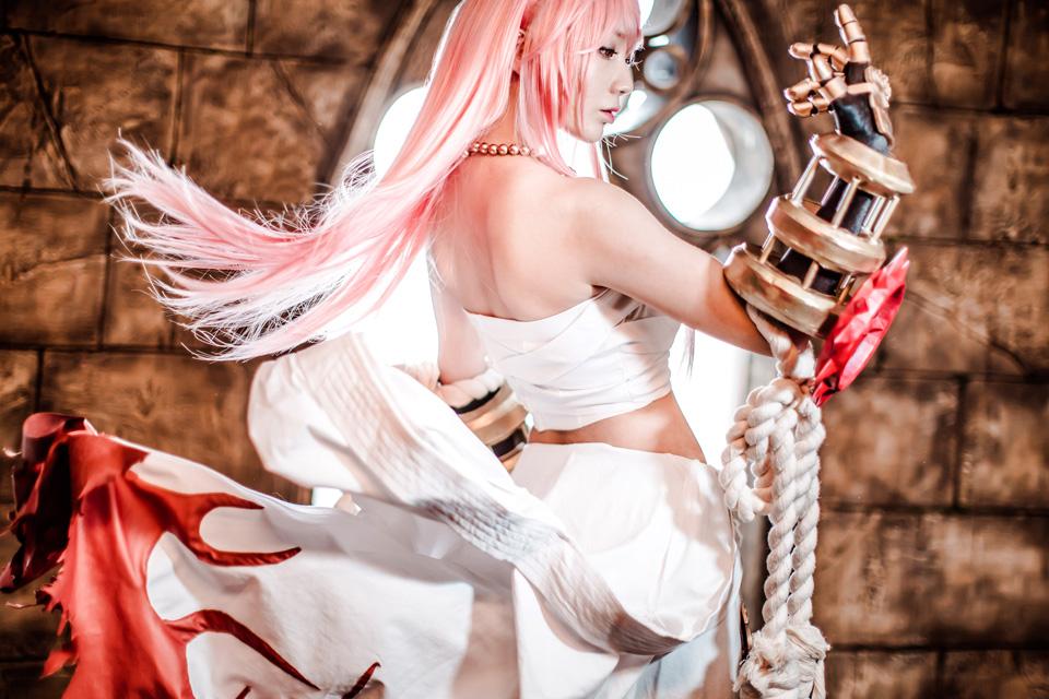 Ngắm cosplay Sura Ragnarok Online tuyệt đẹp của Pion CSL - Ảnh 03