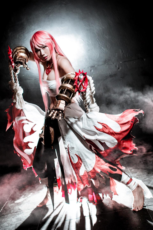 Ngắm cosplay Sura Ragnarok Online tuyệt đẹp của Pion CSL - Ảnh 08