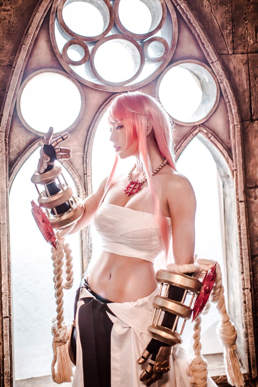 Ngắm cosplay Sura Ragnarok Online tuyệt đẹp của Pion CSL - Ảnh 11