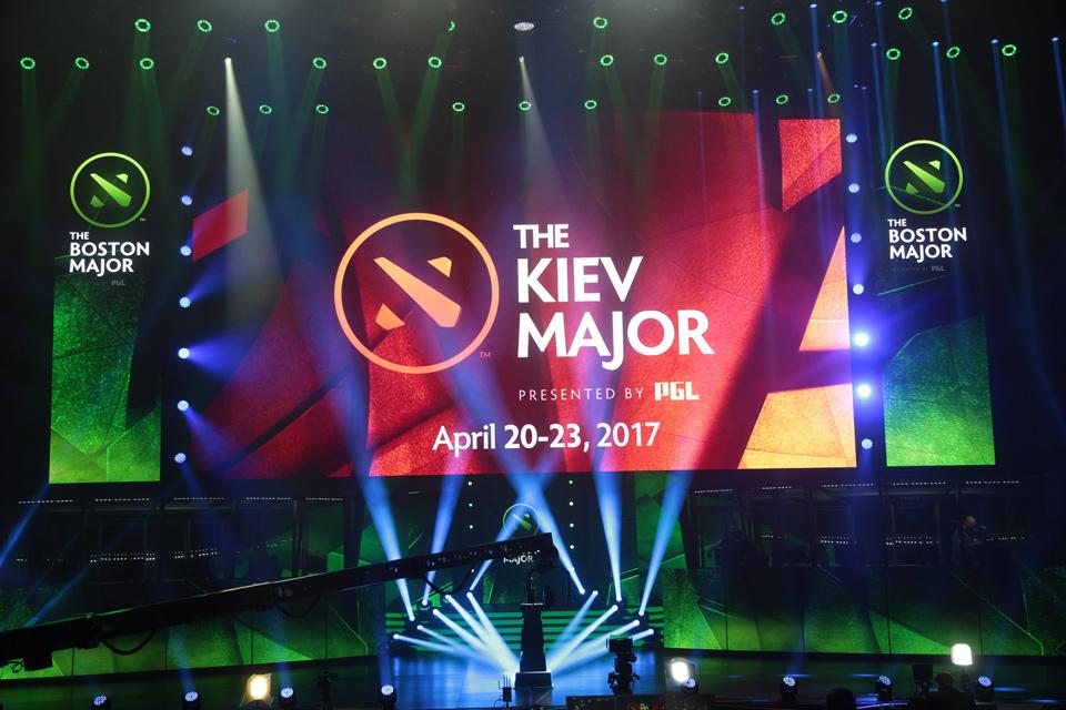 The Kiev Major sẽ diễn ra vào tháng 04/2017.