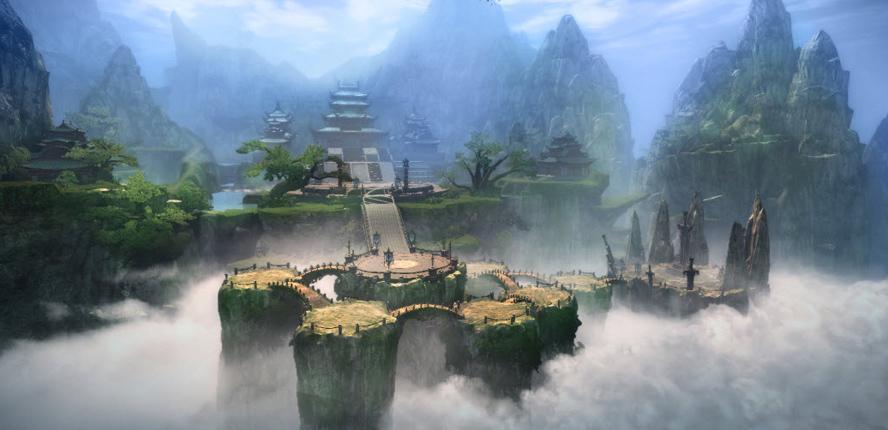 Bối cảnh Hoa Sơn