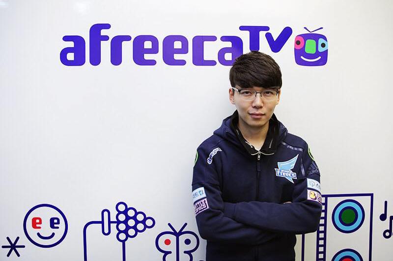 MaRin trở về từ Trung Quốc và gia nhập Afreeca Freecs