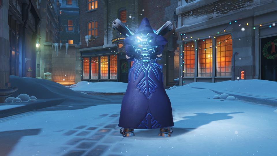 Skin mới trong sự kiện Overwatch Winter Wonderland