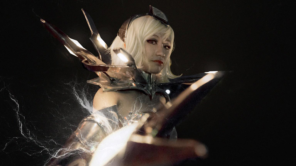 Tuyển tập cosplay Lux Thập Đại Nguyên Tố tuyệt đẹp