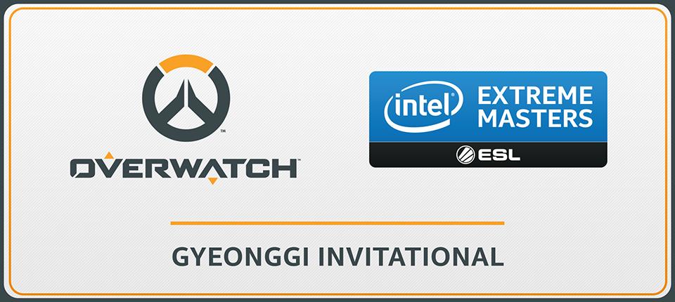 IEM Gyeonggi Invitational khởi tranh vào chiều nay