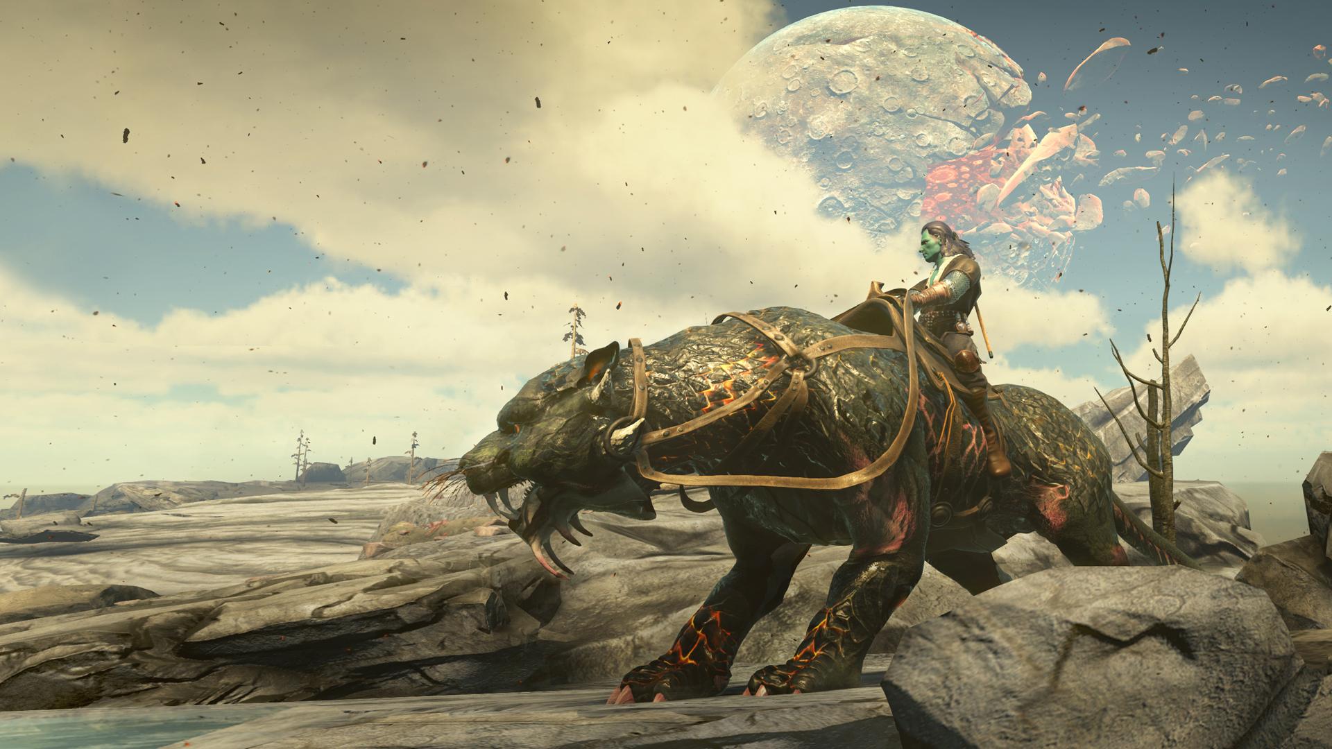 Snail Games dời ngày ra mắt Dark & Light sang 2017